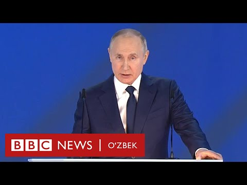 Россияга ташланманг, деб огоҳлантирди Путин - BBC News O'zbek