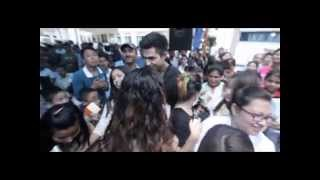 Anmol KC Surrounded by his Crazy Female Fans - TV Filmy Report
