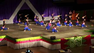 Hmong Heroes- Hidden Words in Hmong Cloth - Hmong Qeej Dance- Hmong New Year