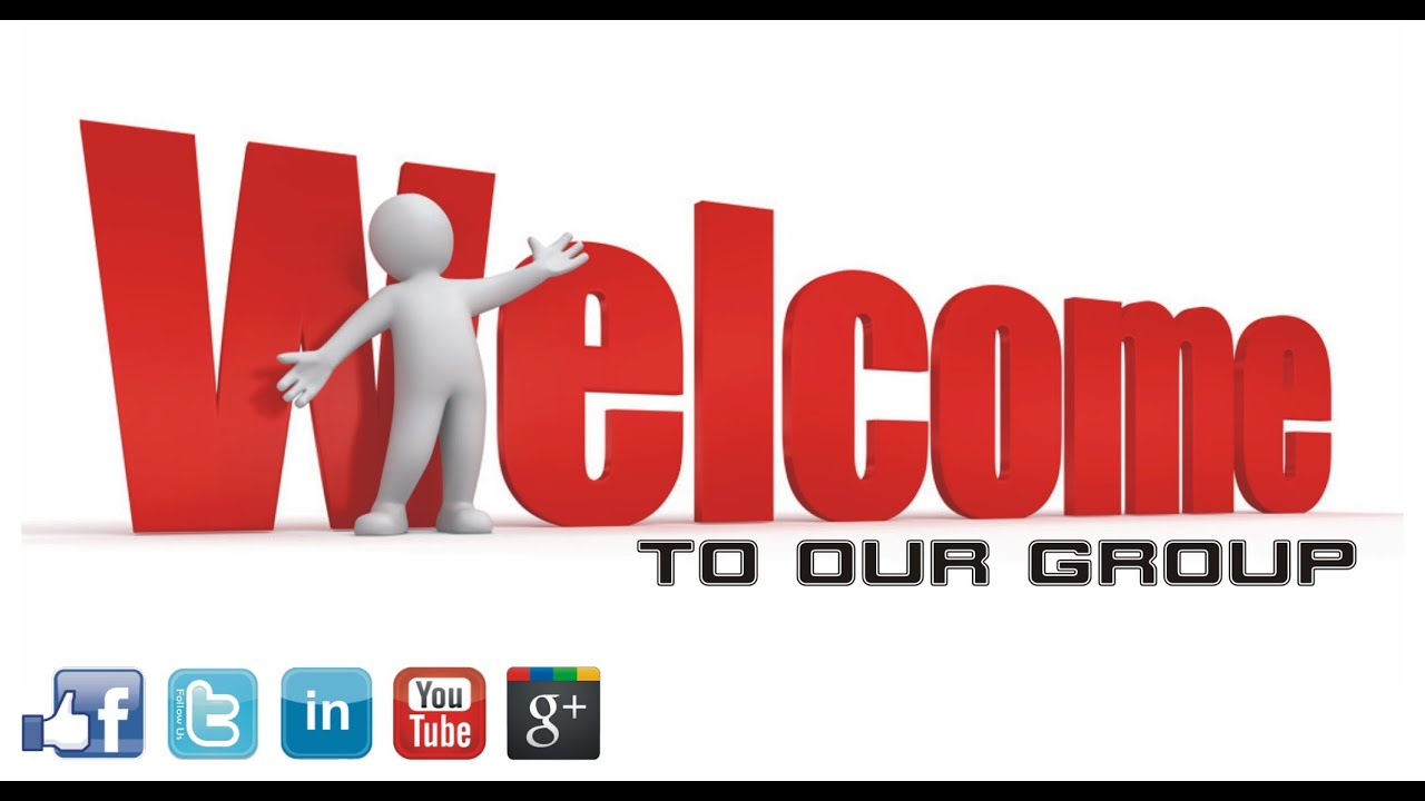 oga welcome to our group youtube