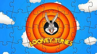 Bugs Bunny Amazing Puzzle Games for Kids Rompecabeza