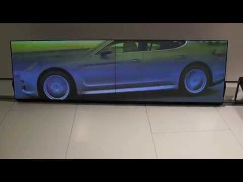 Porsche Museum - The 2000s Decade of Development