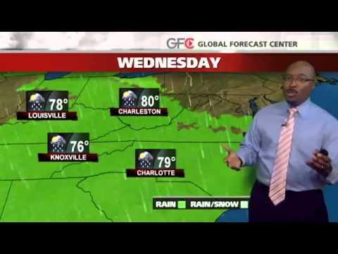 Columbus's 60 Second Weather Forecast