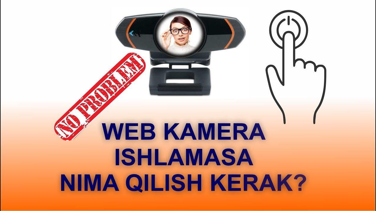 Web kamerani sozlash | Веб камерани созлаш MyTub.uz