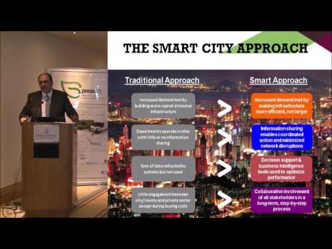 ITS Vision for Egypt - Dr. Ahmed Mosa, ITS & Transport Planning Expert