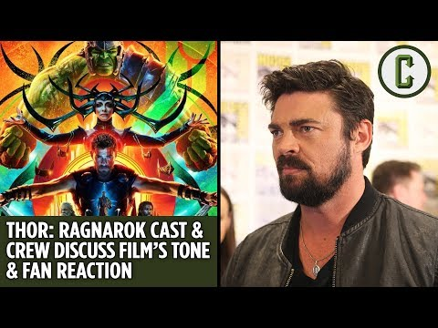Thor Ragnarok Cast and Crew Discuss Film
