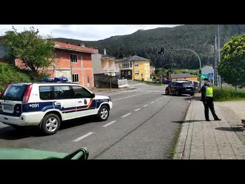 La Policía establece controles en las entradas de Viveiro para evitar viajes no justificados