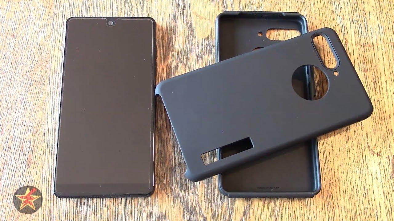 finest selection 48ace 1c8c3 Incipio DualPro Case (Essential Phone ph-1) Review