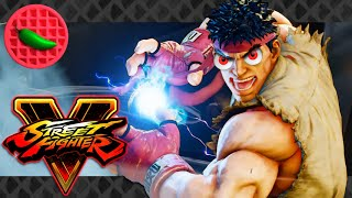 Street Fighter V Uiren Theme
