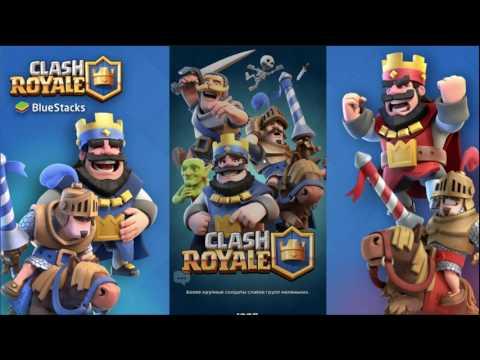 Clash Royale - Мнение об игре, донате и открытие магического сундука за 400р