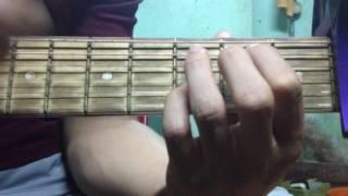 Hướng dẫn guitar intro : Chiều hôm ấy - Jaykii phần 2