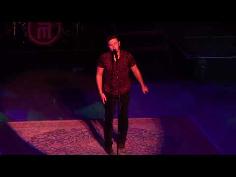 Scotty McCreery - Five More Minutes - Modesto, CA - 8/27/2017