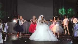 Свадебный танец друзей Ирины и Романа