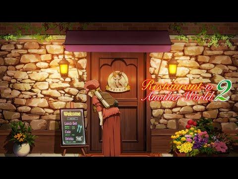 Restaurant to Another World 2 (Isekai Shokudou 2   異世界食堂2) Teaser PV (with English Subtitles)