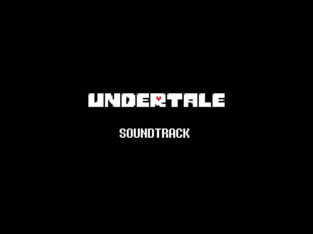 Undertale OST: 002 - Start Menu