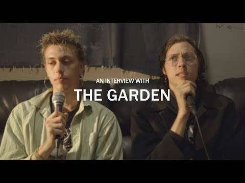 Interview with The Garden