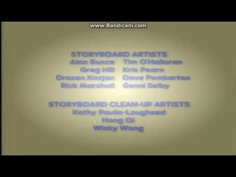 Max And Ruby End Credits 2004 Youtube