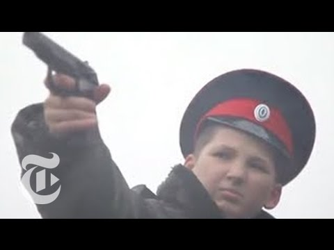 Russia's Cossack Revival - 2013 | The New York Times