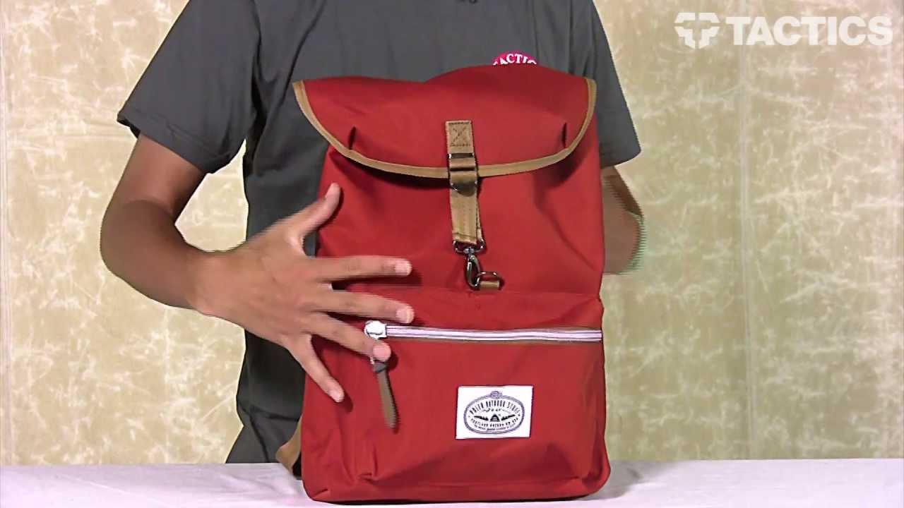 Poler Field Pack Backpack Review - Tactics.com
