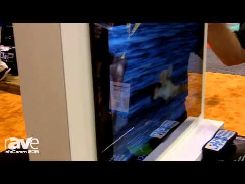 InfoComm 2015: Aquavision and Stampede Detail In-Wall Waterproof Television
