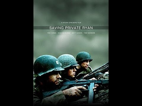 Saving Private Ryan: German Soldier Death Count.