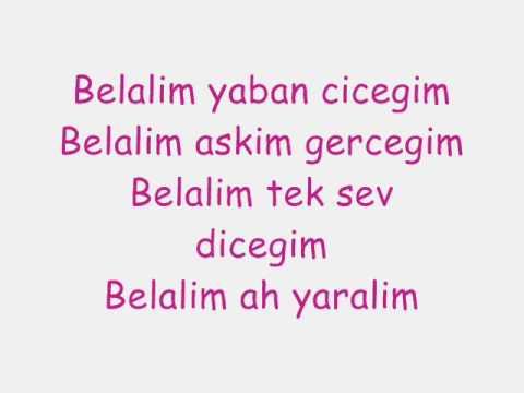 Zcalacee   Belalim Türkisch +songtext