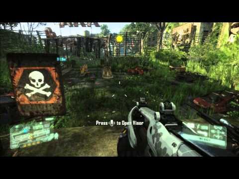 Crysis 3 (PS3) - FIRST HOUR GAMEPLAY (WALKTHROUGH HD)