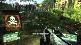 Crysis 3 (PS3) - FIRST HOUR GAMEPLAY (WALKTHROUGH HD)