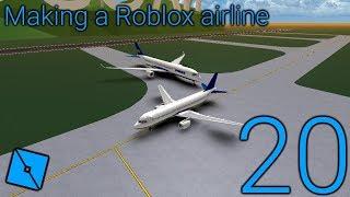 Faire une compagnie aérienne Roblox: Episode 20 - Mises à jour et à la recherche de scripteurs