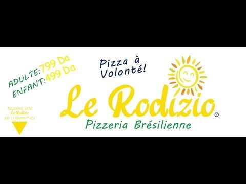 Le Rodizio:Passage  sur Canal Algérie avec Mahrez Rabia dans Bonjour d'Algérie