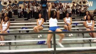 JSU J-settes 2014 (Big ballin) Grambling