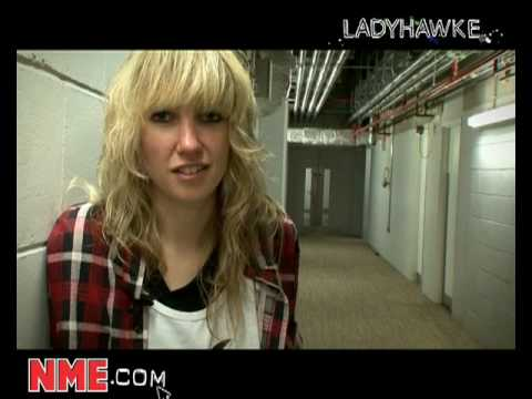 NME Video: Ladyhawke - Track by Track Mp3