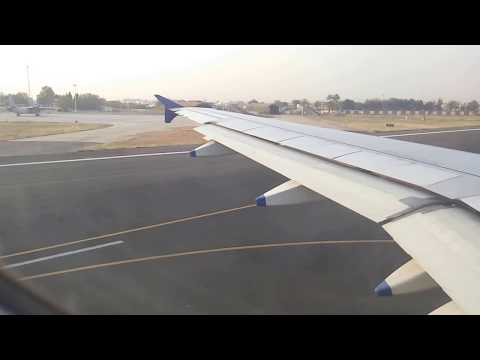 Beautiful Morning Take-off from Vadodara Airport