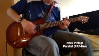 Seymour Duncan SHPR-1 P-Rails Demo