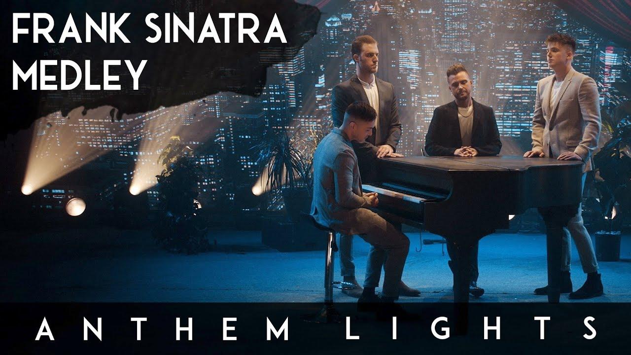 FRANK SINATRA Medley | @Anthem Lights (Cover) on Spotify & Apple