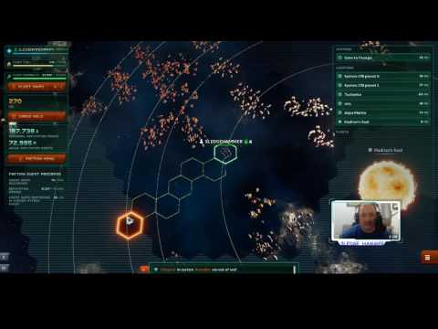 Starfall Tactics Stealing crates from Pirates MSMother Shipnot easy 2017