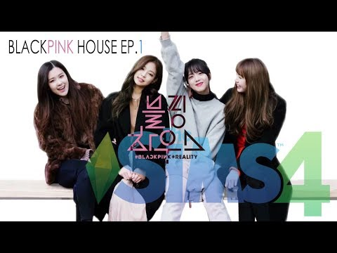 Blackpink House The Sims 4 House Building Ep.1
