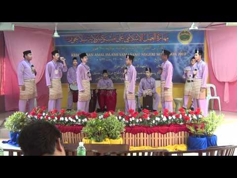 SAMTSAAS@NAIB JOHAN NASYID AMAL ISLAMI NEGERI 2012