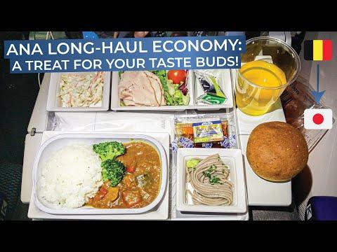 TRIPREPORT | All Nippon Airways (ECONOMY) | Brussels - Tokyo Narita | Boeing 787-8