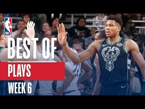 NBA's Best Plays | Week 6