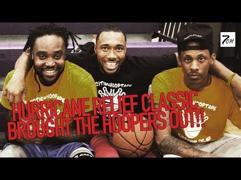 The Hurricane Relief Classic!! NCAA stars vs Street-Ballers!!