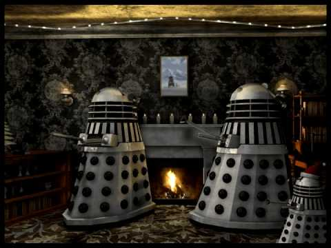 Merry Dalek Christmas! - YouTube