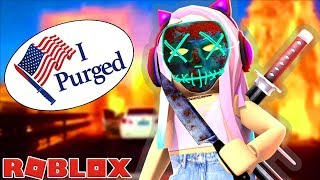 NO ONE SURVIVED THE ROBLOX PURGE!