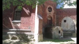 Historia Starego Prosektorium w Szczecinie.