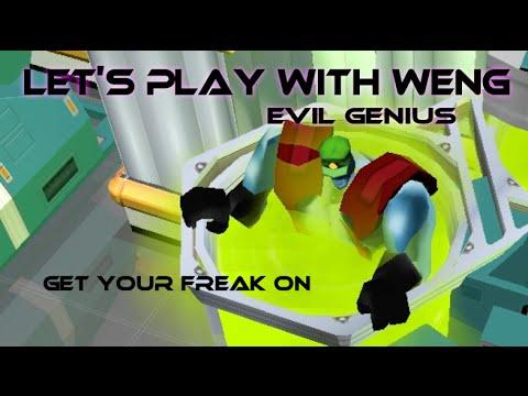 Evil Genius | E18 | Get Your Freak On