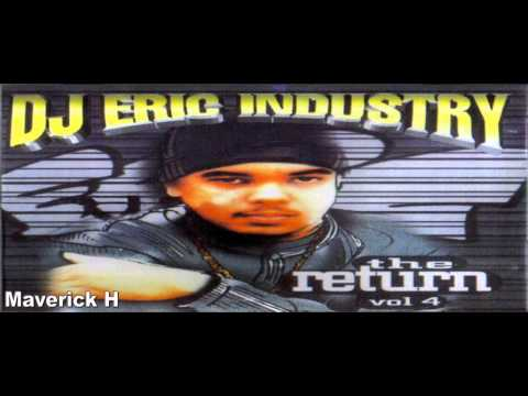 DJ Eric Industry Vol 4 The Return 1996 Album Completo