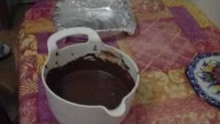Recette pour les enfants - Gateau aux chocolat façon brownies