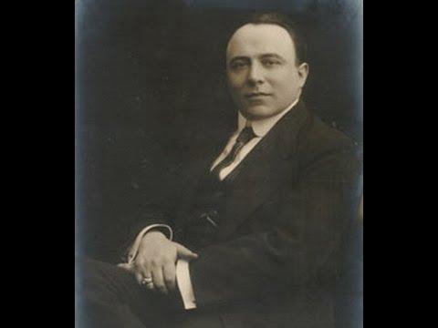 Giovanni Zenatello - Che gelida manina (Rio, ca. 1907)