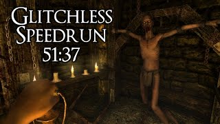 Amnesia: The Dark Descent Glitchless Speedrun in 51:37