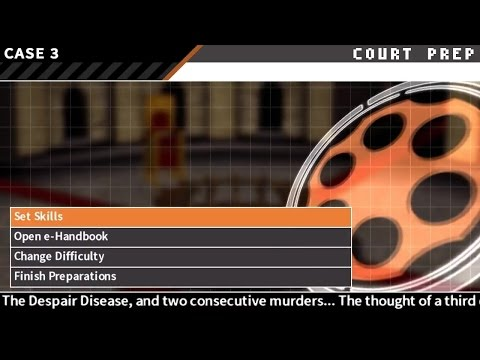 Danganronpa 2: Goodbye Despair - Chapter 3 Class Trial Playt